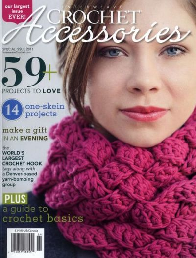 Interweave Crochet Accessories 2011