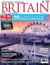 Britain Magazine - July-August 2012