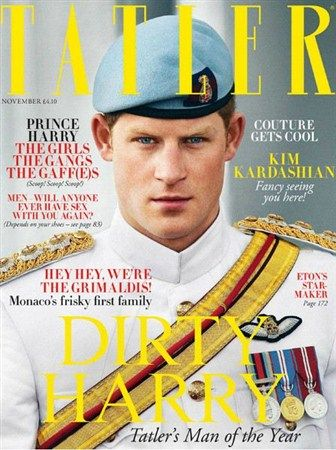 Tatler - November 2012 (UK)
