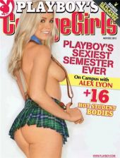 Playboy`s College Girls