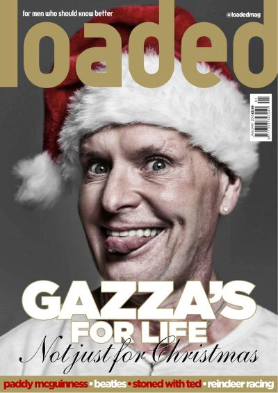 Loaded Magazine UK январь 2013