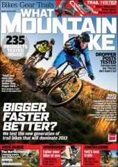 What Mountain Bike – январь 2013