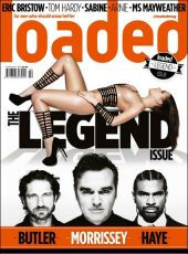 Loaded Magazine UK – февраль 2013-P2P