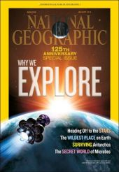 National Geographic USA – январь 2013
