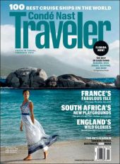 Conde Nast Traveller USA – февраль 2013