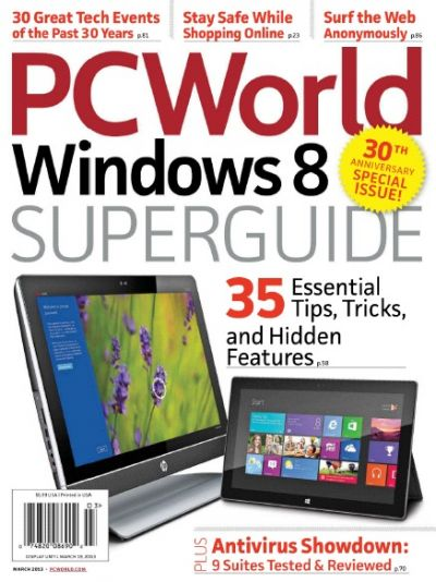 PC World USA – март 2013