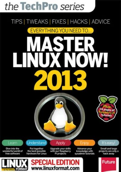 Linux Format UK - Master Linux мар