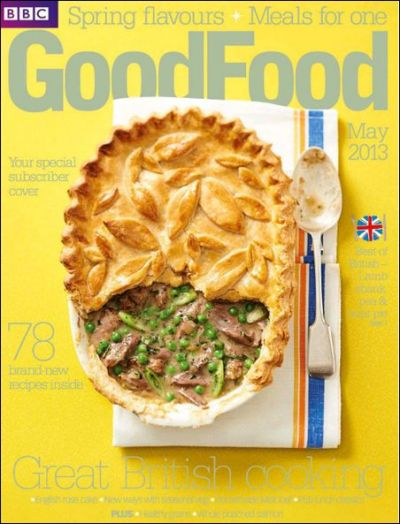 Good Food Magazine – май 2013 (UK)