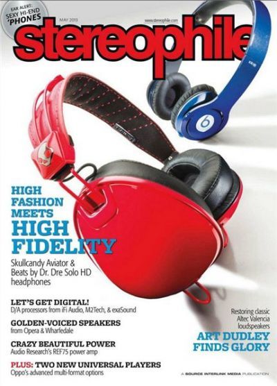 Stereophile - Maй 2013