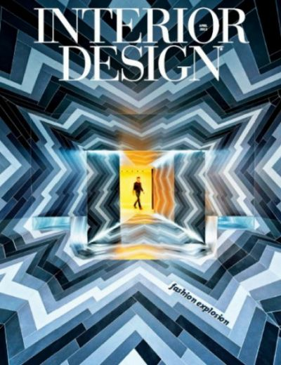 Interior Design Magazine - апрель 201