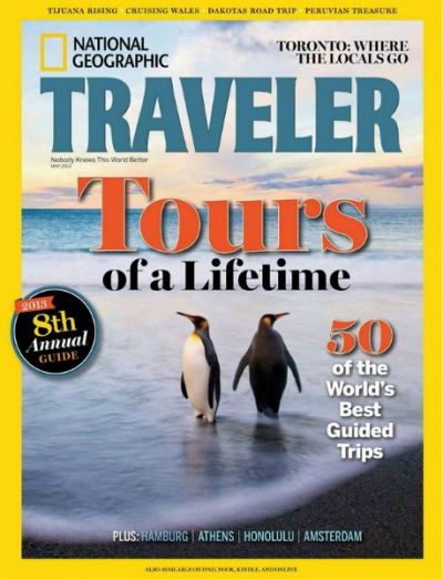 National Geographic Traveler USA – Maй 2013-P2P