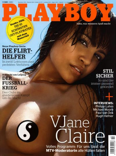 Playboy Germany - ноябрь 2009