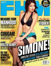 FHM South Africa - июнь 2013