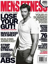 Mens Fitness USA – июль/август 2013