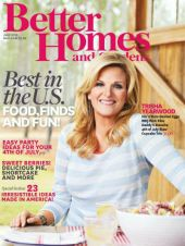 Better Homes and Gardens USA – июль (2013)