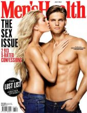 Mens Health South Africa – июль 2013