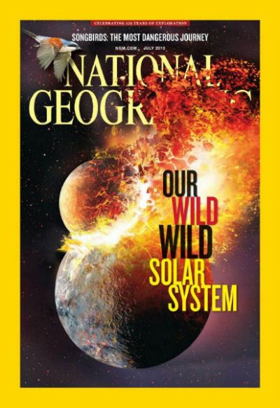 National Geographic USA – июль 2013