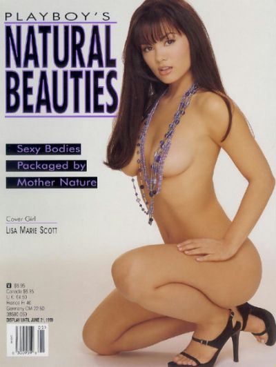 Playboy's Natural Beauties - июнь 1999
