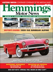 Hemmings Motor News - May