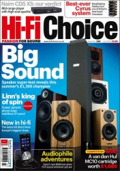 Hi-Fi Choice - July