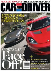 Car and Driver - July