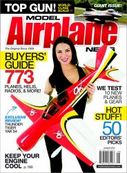 Model Airplane News - August
