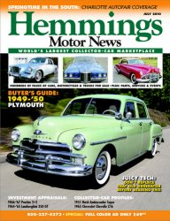 Hemmings Motor News - July