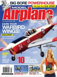 Model Airplane News - July
