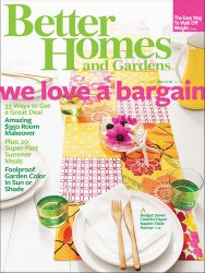 Better Homes & Gardens - July