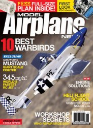 Model Airplane News - May