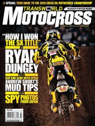 Transworld Motocross - July