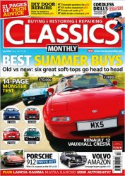 Classics Monthly - July