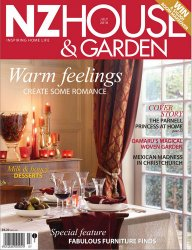 NZ House & Garden - July