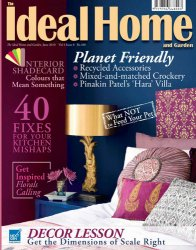 The Ideal Home and Garden - June