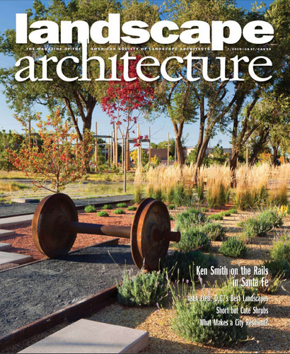 Landscape Architecture - July 2010