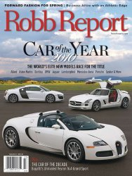 Robb Report - March 2010
