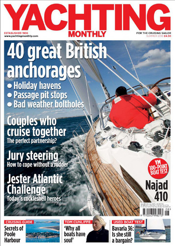 Yachting Monthly - Summer 2010