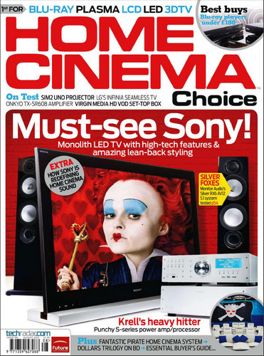 Home Cinema Choice - August 2010