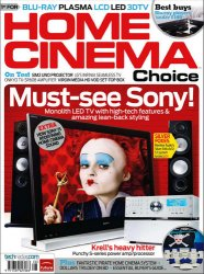 Home Cinema Choice - August