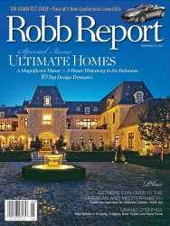 Robb Report - May