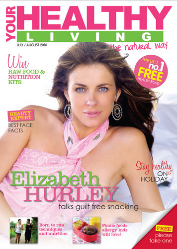Your Healthy Living - July/August 2010
