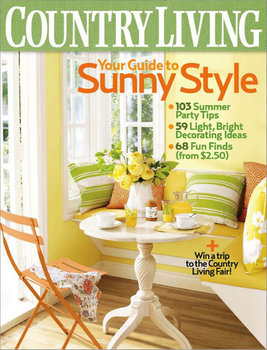 Country Living - July/August 2010 (US)