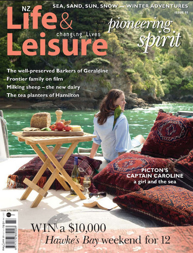 NZ Life & Leisure - May/June 2010 (Issue 31)