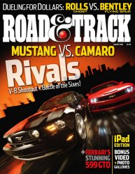 Road and Track - August