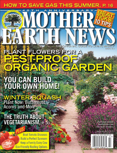 Mother Earth News - June/July 2010