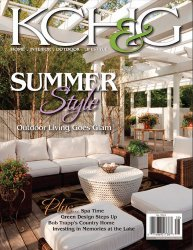Kansas City Homes and Gardens - July/August 2010