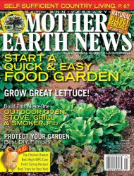 Mother Earth News - April/May