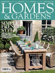 Homes & Gardens - August