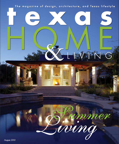 Texas Home & Living - July/August 2010