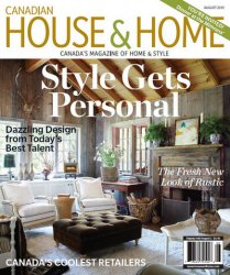 Canadian House & Home - August